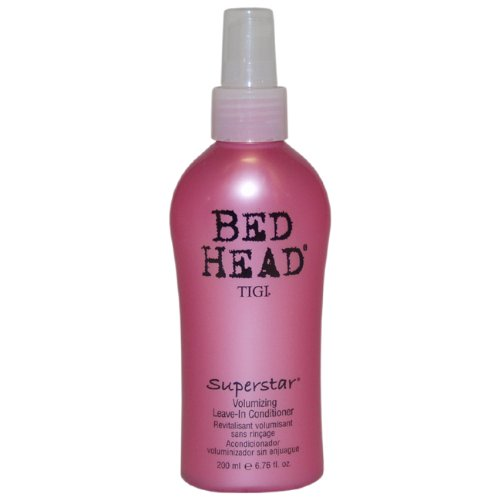 TIGI Bed Head Superstar Volumizing Leave-in Conditioner, 6.76 Ounce