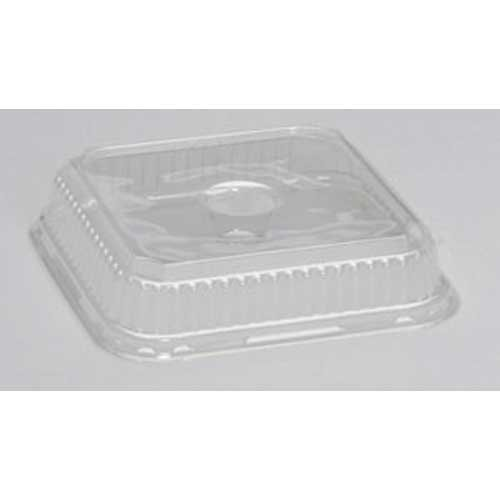 Genpak Clear Lid Only, 1.38 inch Height -- 250 per case. by Genpak