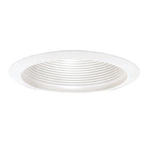 (All-Pro ERT401WHT High Gloss Appliance Trim Ring with White Baffle, 4