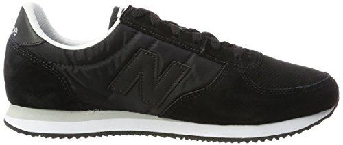 black adulto Nero Unisex New Balance U220 Sneaker qYpFPO