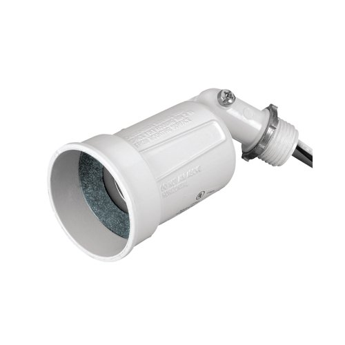 Sigma Electric 14330WH LampHolder, 4.29
