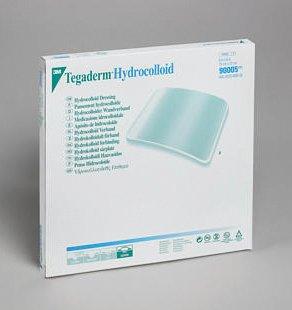 Tegasorb Hydrocolloid Dressing Sq. 10cm X 10cm Bx 5 ()