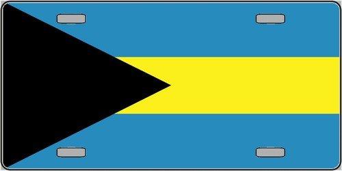 Bahamas Plate - 4