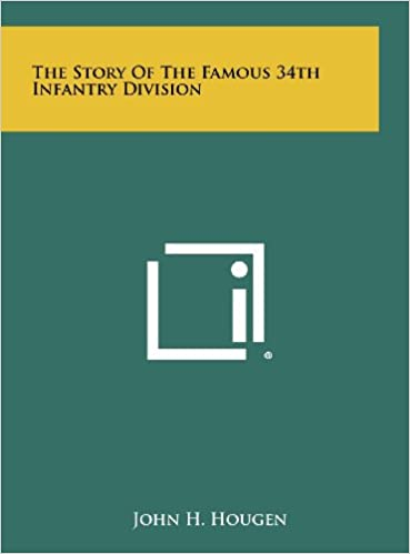 Book The Story Of The Famous 34th Infantry Division