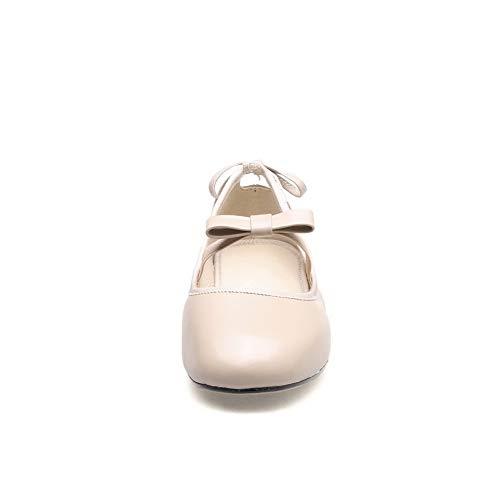 Rose Rose Femme 5 36 Sandales APL11131 Compensées EU BalaMasa qRfAIw