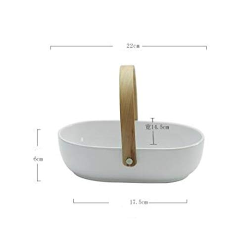 Oval Bakeware Tray Ceramic Baking Dish for Cooking, Kitchen, Cake Dinner, Banquet and Daily Use