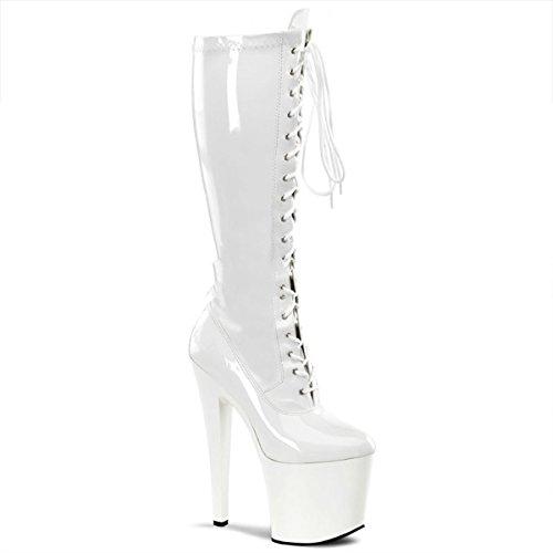 Pleaser Taboo-2021 - sexy mega plateau bottes talon hauts chaussures femmes 36-43