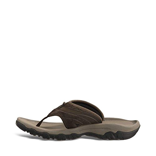 Pictures of Teva Men's Pajaro Flip-Flop Brown D(M) Mens 5