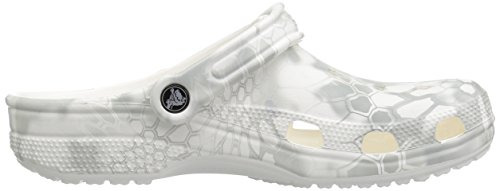 Yeti White Clog Crocs Classic Kryptek wAqaZR