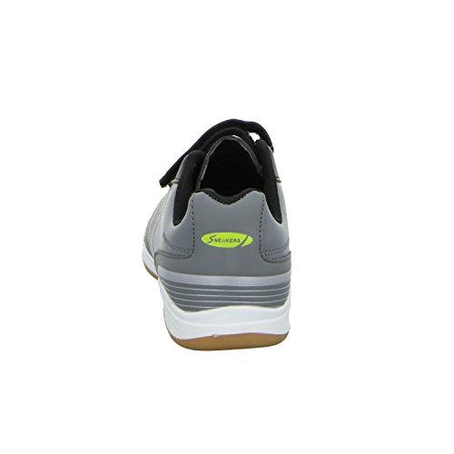 Sneakers 1743 Jungen Indoor Schwarz (Schwarz)
