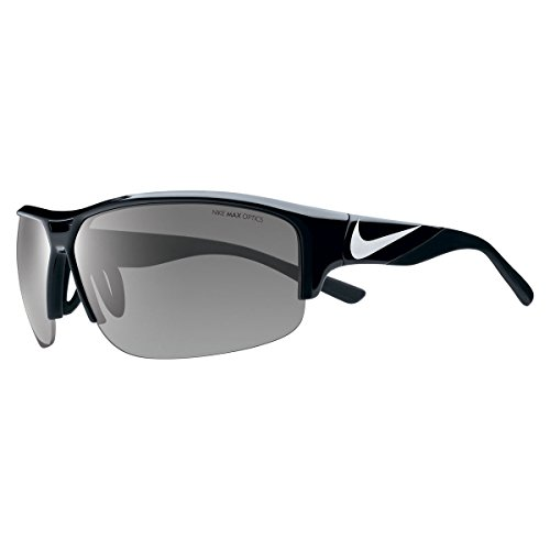 Nike EV0870-207 Golf X2 Sunglasses (One Size), Matte Tortoise/Flash Lime, Max Outdoor Lens
