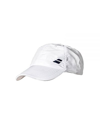 Babolat Cap - Babolat - Basic Logo Tennis Cap - (5US18221-S18) - 100% Polyester - Cotton Touch And Feel