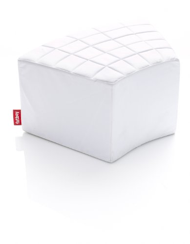 FatboyAvenue Second Block Rounded, White