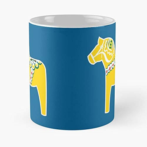 Mug Coffee Tea - Funny Gifts For Men And Women Gift Cup White 11 Oz.the Best Holidays Horse Lover