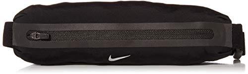 Nike Slim Waistpack 2.0 zwart/zilver
