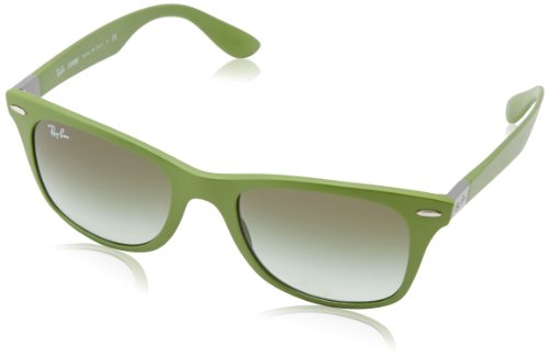 Ray-Ban WAYFARER LITEFORCE - METALLIC GREEN Frame GREEN GRADIENT Lenses 52mm - Ray Liteforce Wayfarer Ban