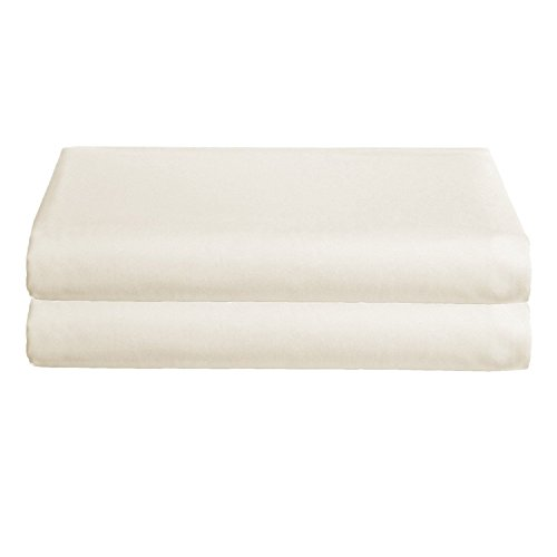 Babydoll Bedding Set of 2 Bassinet Sheets, Ecru, 16