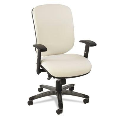 Alera Eon Series Multifunction Mid-Back Stain Resistant Upholstery Chair