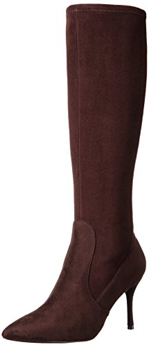 Image of Nine West Women's Calla Fabric Knee-High Boot