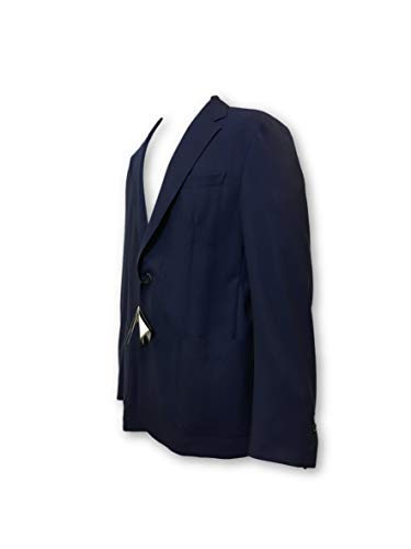 Wool Id Italy Made 46r In Jacket Size Navy Unstructured Corneliani cvqWwOUzw6