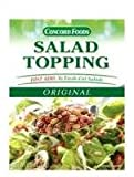 Concord Salad Topping - Original - 18 Pack
