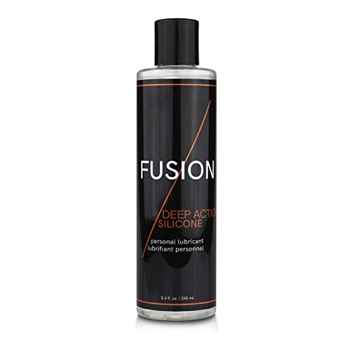 Fusion Deep Action Silicone Lubricant 8oz