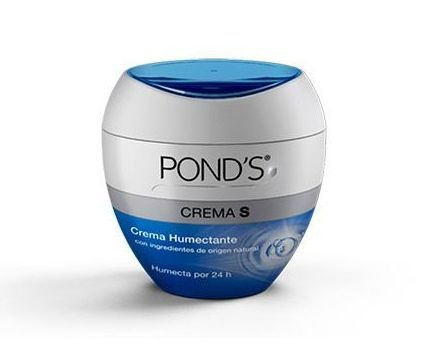 Pond's S 24 Hr. Humectante Ingredientes Naturales Moisturinzing & Hydrating Nutrients Face Cream (24 Hr Hydrating Care)