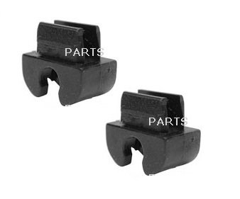 Set of 2 Cable Guide Clip Genuine BMW 13541747519