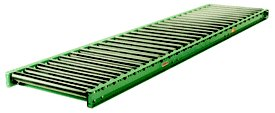 Roller Center: 4 10 Ft With 4 In Roller Ctr Conveyor Length: 10 3509S-23-4-H-10 Roach Conveyor Nom Roller Length: 22 3509S-23-4-H-10 Between Frame Width: 23