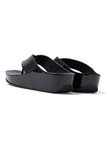 Fitflop Crystall Sandalias Negro Black