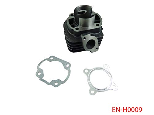 Complete 70cc Racing Cylinder Big Bore Kit with 10mm Piston Pin for
