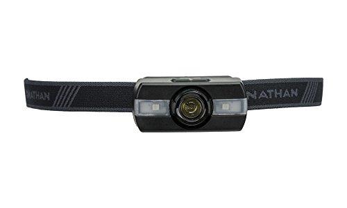 Nathan NS5094 Fire Runners Headlamp, Black (Nathan Runners)