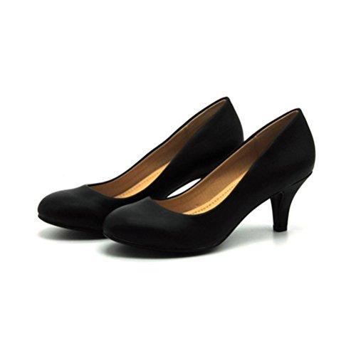 femmes apricot de bouche hauts femmes talon XIE Chaussures féminins simples Chaussures Shallow talons Ensemble Chaussures pour Confortable Pointu pieds Fine TfvYqHw