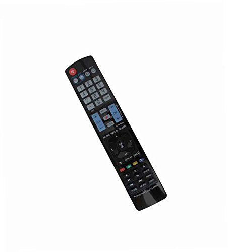 Best Compatible Replacement Remote Control For LG AKB72975301 BD250N BD592N BD600 BD610 Blu-ray DVD BD Disc Player (online)