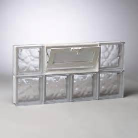Imperial Glass Block Co. Glass Block Windows (32''x (Imperial Glass Block)