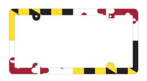 maryland license plate frame - 5