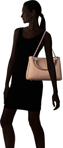 Bags4Less Damen Dublin Schultertasche, 14x24x34 cm Braun (Taupe)
