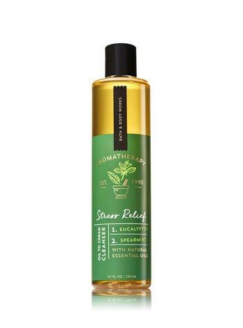 Aromatherapy Stress Relief - Eucalyptus & Spearmint Oil To Cream Cleanser ()