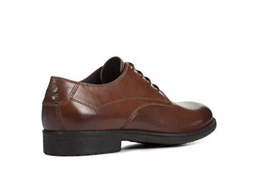 Geox Men's Thymar Girl 13 Shoe Oxford