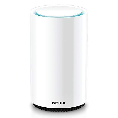 Nokia WiFi Beacon 3 Mesh Router System - Intelligent, Seamle