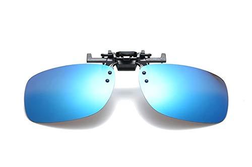 con esquí Reflejado Clásico Gafas sol Polarizado Unisexo deporte Hombres 3 conducción para clip de Color y pesca mujeres ZtZqnrB8
