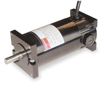 Permanent Magnet DC TENV Motor 1/7 HP 1750/3900 RPM 12/24 Volts DC Dayton Electric Model 4Z143 Dayton Permanent Magnet