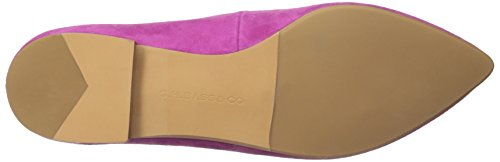Toe Bass Orchid Flat Pointed Women's Kayla G H Co 7f76Y
