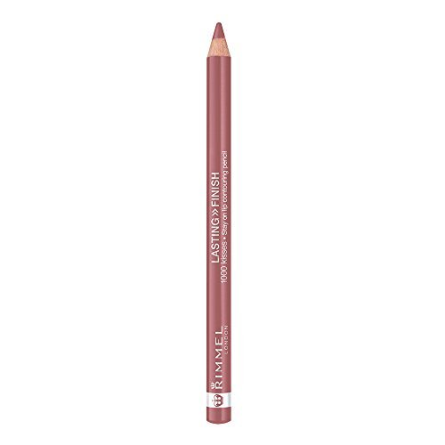 Rimmel 1000 Kisses Lip Liner, Mauve Shimmer, 0.04 Fluid Ounce by Rimmel