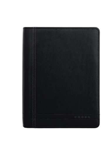 Cross Legacy Leather Collection, Personal Agenda, Black - Cross Agenda Personal
