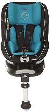 Azul//Negro Silla de coche grupo 0+//1 Isofix Casualplay Volta Fix 106173