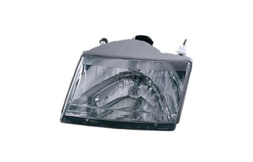 (Mazda Pickup Replacement Headlight Assembly - 1-Pair )