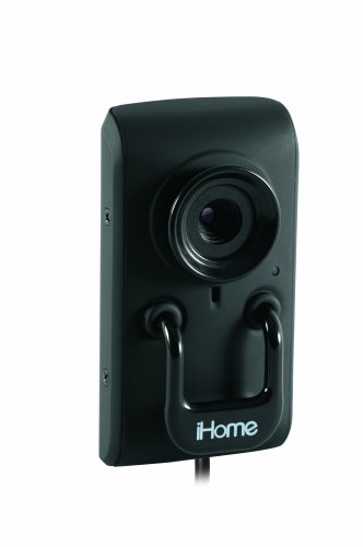iHome MyLife Notebook Webcam Pro - Black  (IH-W355NB)