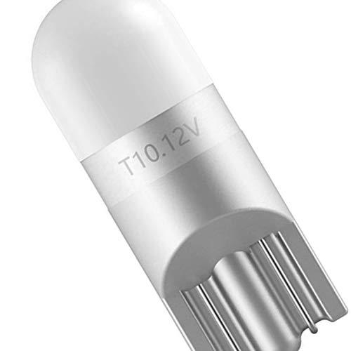 10PCS T10 Bombilla 3030 1SMD Alto Brillo de 360 degreen de luz Blanca de la Placa del carnet de luz LED Regard: Amazon.es: Electrónica