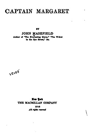 book cover of Captain Margaret